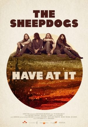 """Poster for the movie """"The Sheepdogs Have at It"""""""