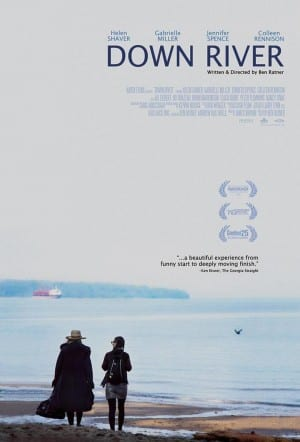 """Poster for the movie """"Down River"""""""
