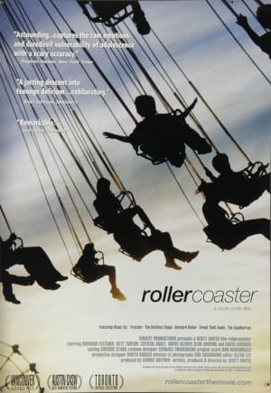 """Poster for the movie """"Rollercoaster"""""""